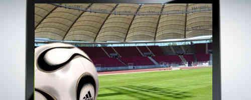 Guardare online gratis le partite di calcio con SopCast in streaming