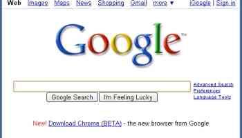 Google Chrome: è arrivato il nuovo browser da Google