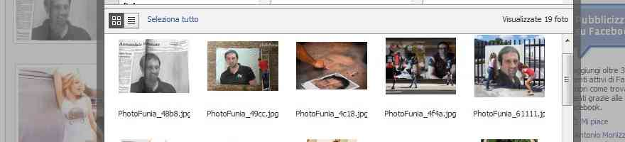 Come attivare il nuovo foto uploader per facebook