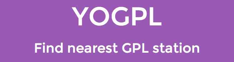 YoGpl — Find a nearest GPL/LPG station with just one click
