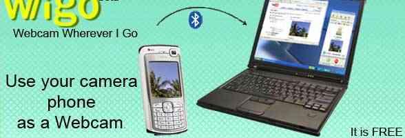 Utilizzare la videocamera di un Nokia come webcam tramite bluetooth